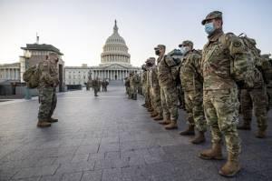 Tebar Ancaman, Dua Anggota Garda Nasional Dicopot Jelang Pelantikan Biden