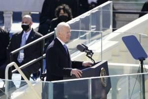 Presiden AS Joe Biden Kirim Tweet Pertama sebagai POTUS