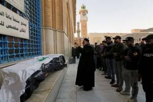 Dunia Kecam Serangan Bom Bunuh Diri Brutal di Baghdad