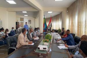 Universitas Terkemuka Ethiopia Ingin Kerjasama dengan Kampus di Indonesia