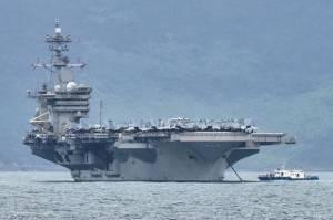 China Akan Latihan Militer di Laut China Selatan usai Manuver Kapal Induk AS