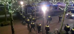 Penerapan Jam Malam di Belanda Diprotes, Lebih dari 180 Orang Ditahan