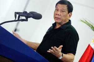 Duterte Gantung Nasib Perjanjian Kunjungan Pasukan AS