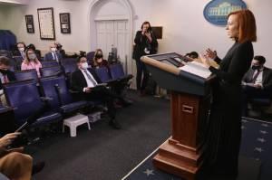 Tidak Gratis, Gedung Putih Kutip Rp2,4 Juta dari Wartawan untuk Tes COVID