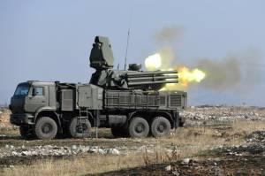 Turki-AS Kerja Sama Pelajari Sistem Rudal Pantsir S-1 Rusia