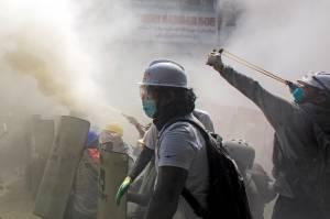 18 Demonstran Ditembak Mati, Aktivis Myanmar: Saya Nyatakan Militer Teroris!