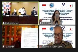 Osaka University dan ITB Teken Kerjasama Penelitian Vaksin
