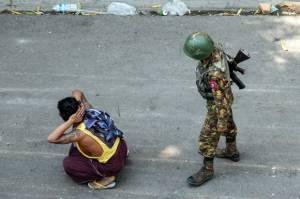 Terancam Sanksi, Jenderal Myanmar: Kami Sudah Terbiasa