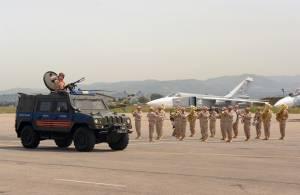 Rusia Bangun Pangkalan Militer Permanen Baru di Suriah