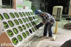 Skuter Listrik Taiwan, dari Baterai Kosong Jadi Penuh Kurang dari Semenit