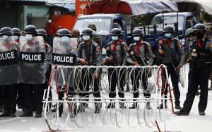 Myanmar Desak India Kembalikan 8 Polisi yang Lari karena Tolak Kudeta
