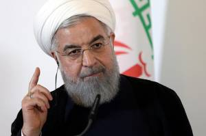 Rouhani Desak Hindari Kebijakan Tekanan dan Ancaman Terkait Kesepakatan Nuklir