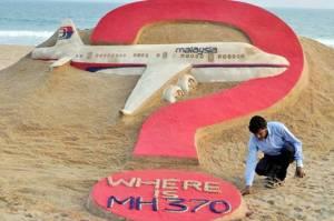 Tujuh Tahun Hilang, Metode Baru Ungkap Kemungkinan Lokasi Jatuhnya MH370