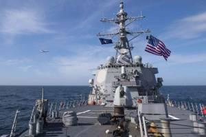 Turki Beri Tahu Rusia Kapal Perang AS Akan Sambangi Laut Hitam