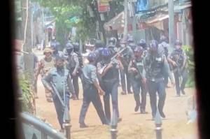 Junta Myanmar Semakin Brutal, 618 Tewas Termasuk 48 Anak-anak