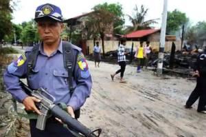 Aliansi Tentara Etnis Serang Kantor Polisi Myanmar, 10 Tewas