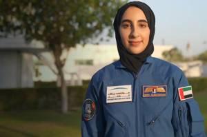 Insinyur Cantik Ini Jadi Astronot Perempuan Pertama UEA
