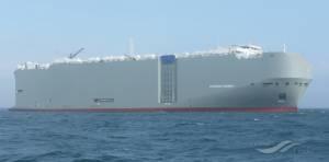 Kapal Milik Perusahaan Israel Diserang di Lepas Pantai UEA