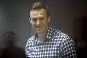 Inggris Desak Rusia Segera Beri Akses Kesehatan pada Navalny