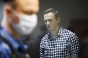 AS Peringatkan Konsekuensi Rusia jika Navalny Tewas di Penjara