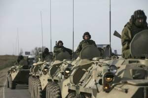 AS: Pengerahan Tentara Rusia di Dekat Ukraina Lebih Besar dari Tahun 2014