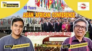 Dubes Al Busyra Basnur Ingatkan Semangat Konferensi Asia Afrika