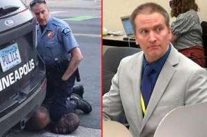 Mantan Polisi Pembunuh George Floyd Dinyatakan Bersalah