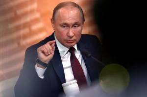 Putin: Rusia akan Selalu Lindungi Diri dari Negara-negara Arogan