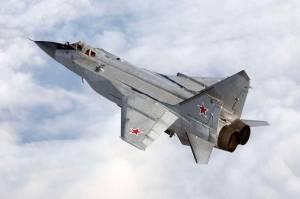 Jet Tempur MiG-31 Rusia Cegat Pesawat Mata-mata AS di Atas Laut Chukchi