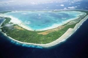 China Diduga Bakal Buat Pangkalan Udara Baru di Kiribati