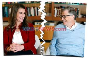 Persahabatan dengan Epstein Pemicu Perceraian Bill-Melinda Gates?