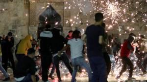 Arab Saudi, Mesir, Kuwait Kecam Kebrutalan Israel di Yerusalem