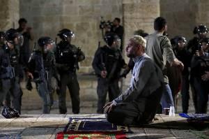 Menteri Pertama Skotlandia Sebut Aksi Israel di Yerusalem Timur Tak Termaafkan