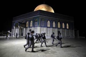 Rusia Kecam Aksi Keras Israel di Yerusalem, Serukan Semua Pihak Tahan Diri