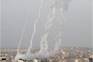 Israel Kalap, 20 Warga Palestina Tewas Dibombardir Termasuk 9 Anak