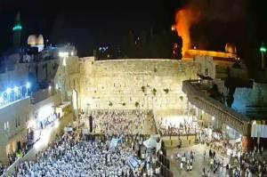 Arab Saudi Kecam Keras Serangan Israel di Masjid Al-Aqsa