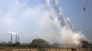 Jaringan Pipa Energi Israel Hancur Dihajar Roket Pejuang Gaza
