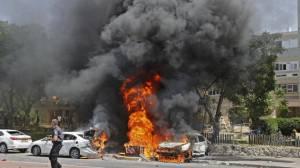 Pemimpin Hamas: Kalian Eskalasi Kami Siap, Menhan Israel: Ini Baru Awal