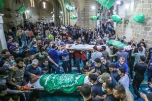 Menghancurkan Mitos Perisai Manusia Palestina di Gaza
