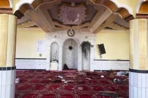 Bom Meledak di Masjid Kabul Saat Salat Jumat, 12 Tewas