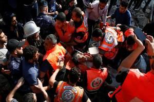 Palang Merah: Serangan Israel Hambat Upaya Bantu Warga Sipil di Gaza