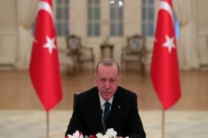 Erdogan Minta Paus Francis Turun Tangan, Bantu Hentikan Serangan Israel ke Gaza