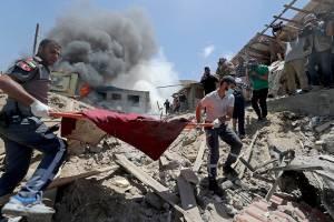 Serangan Brutal Israel Tewaskan Komandan Jihad Islam di Gaza
