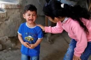 Sadis, Sepertiga Korban Tewas Serangan Israel di Gaza adalah Anak-anak