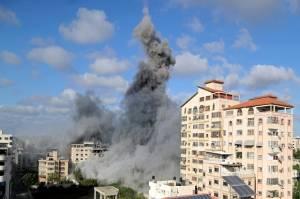 Perang Hari Ke-9: 212 Warga Palestina Tewas, Israel Dicap Penjahat Perang