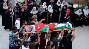 Israel Tembak Mati Remaja Palestina Umur 15 Tahun di Tepi Barat
