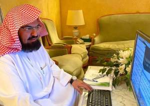 Sheikh Al-Sudais: Palestina Masalah Utama Semua Muslim