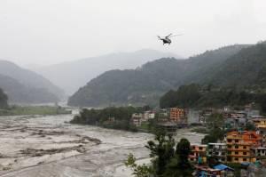 Pekerja Asing Jadi Korban Banjir dan Tanah Longsor di Nepal