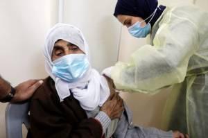 Beri 1 Juta Vaksin Akan Kedaluwarsa, Israel Minta Imbalan Jatah Vaksin Palestina