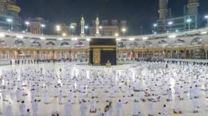 Arab Saudi Terpanggang Gelombang Panas, Suhu Hampir 50 Derajat Celsius di Mekah
